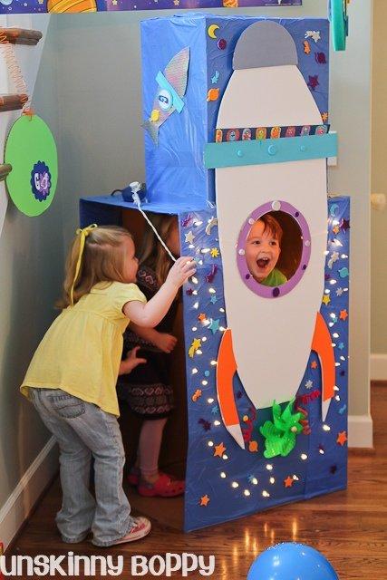 Поделки из картона для детского сада фото